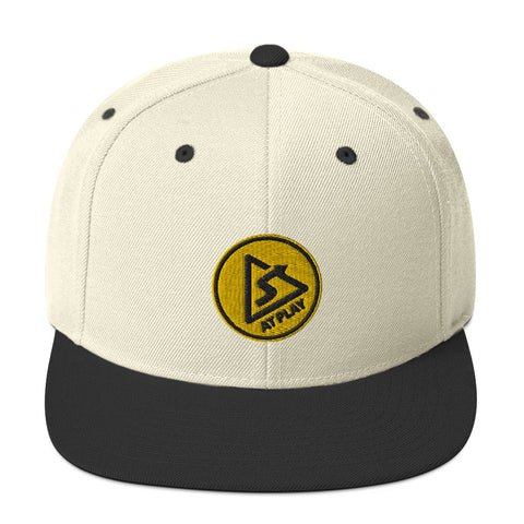AT PLAY Signature Classic Snapback Hat