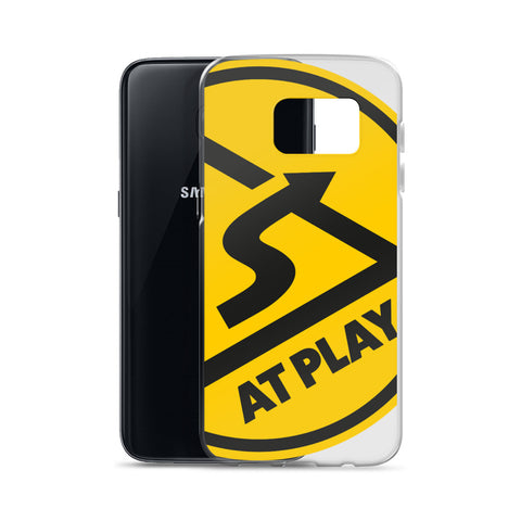 AT PLAY Signature Samsung Case
