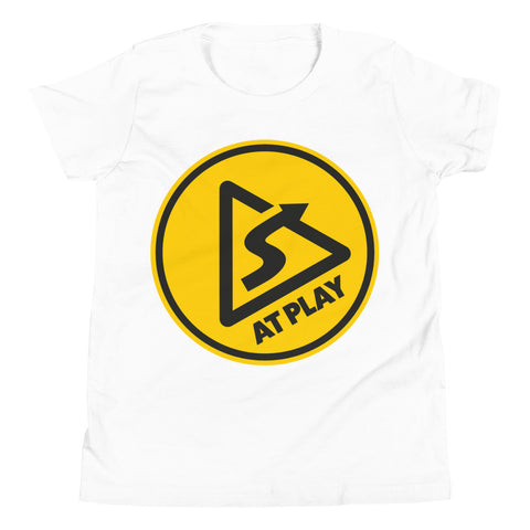 AT PLAY Signature Youth Short Sleeve T-Shirt