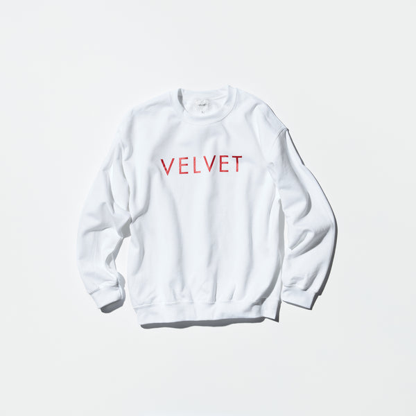 VELVET×NEPENTHES Sweat Shirt