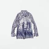 Vintage《Don Giovanni》Polyester Shirt