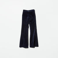 Vintage《new man》Velvet Baggy Pants