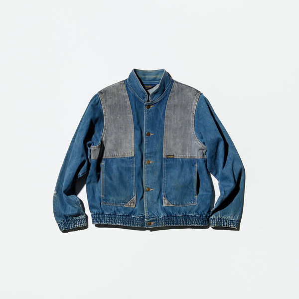 Vintage《Wrangler》Switching Denim Jacket