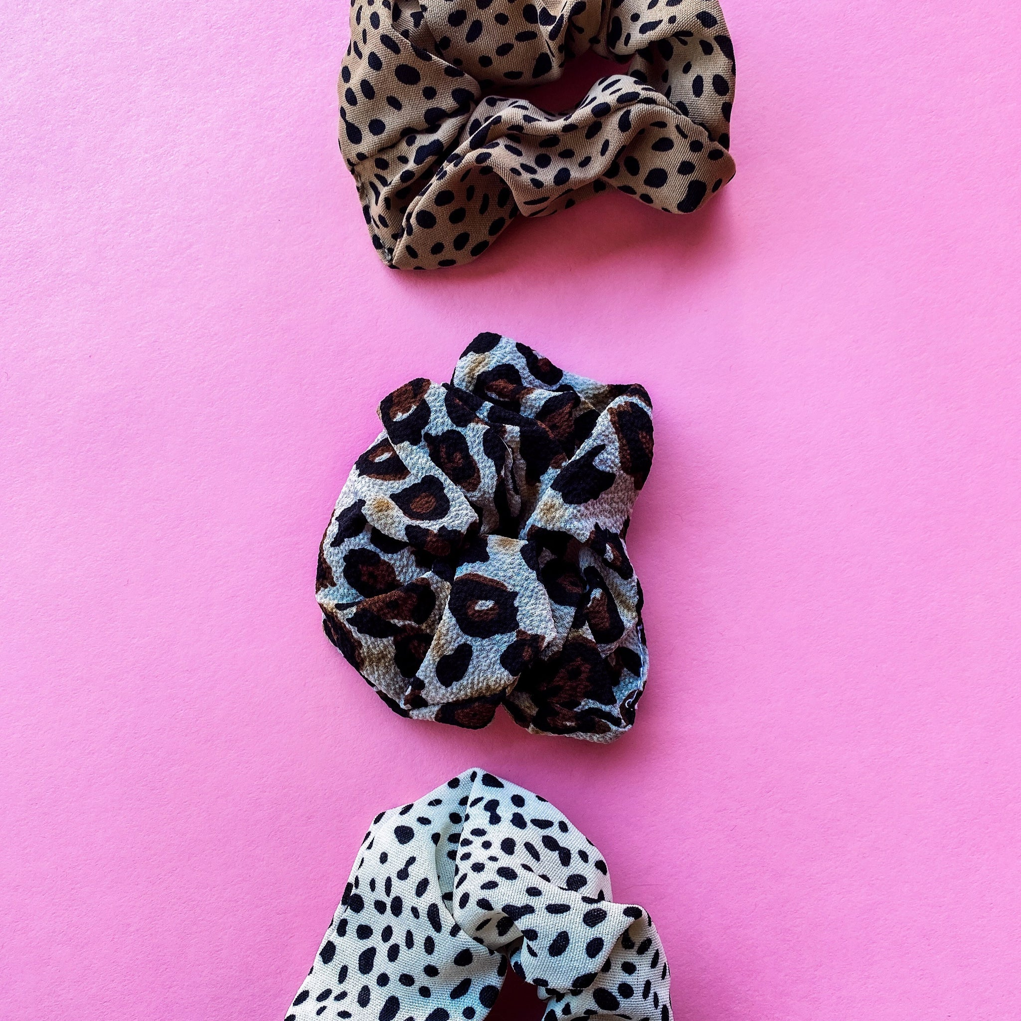 Wild Child Scrunchie Set