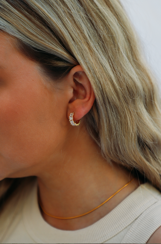The Gigi Stone Earrings