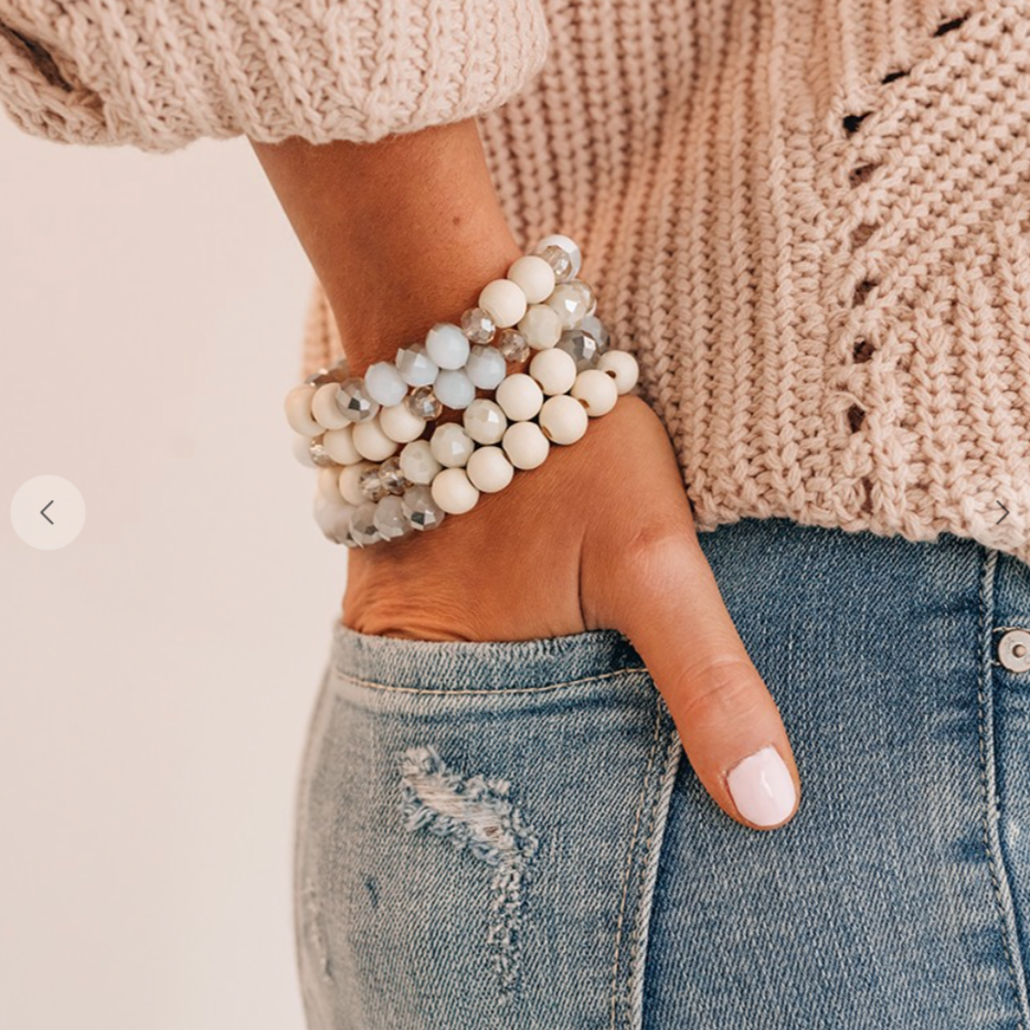 What a Babe Bracelet Set