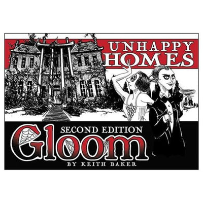 Gloom 2nd Edition: Unhappy Homes Expansion