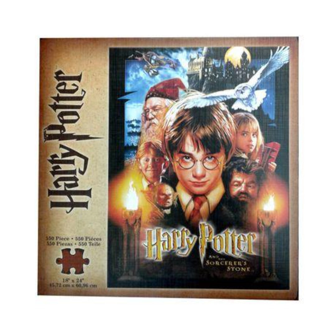 Puzzle: 550pc Harry Potter and the Sorcerer's Stone
