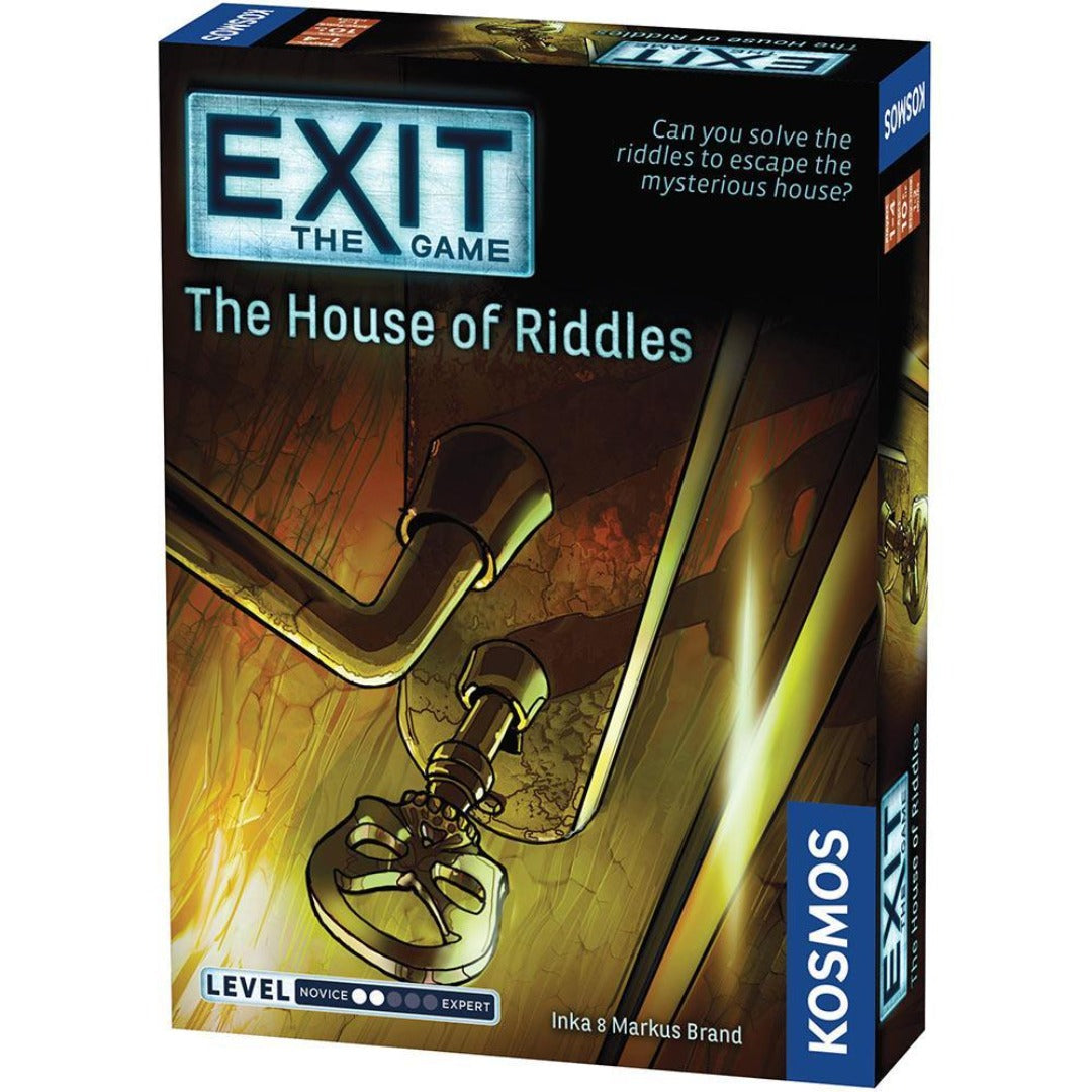 Exit: The Game – The House of Riddles