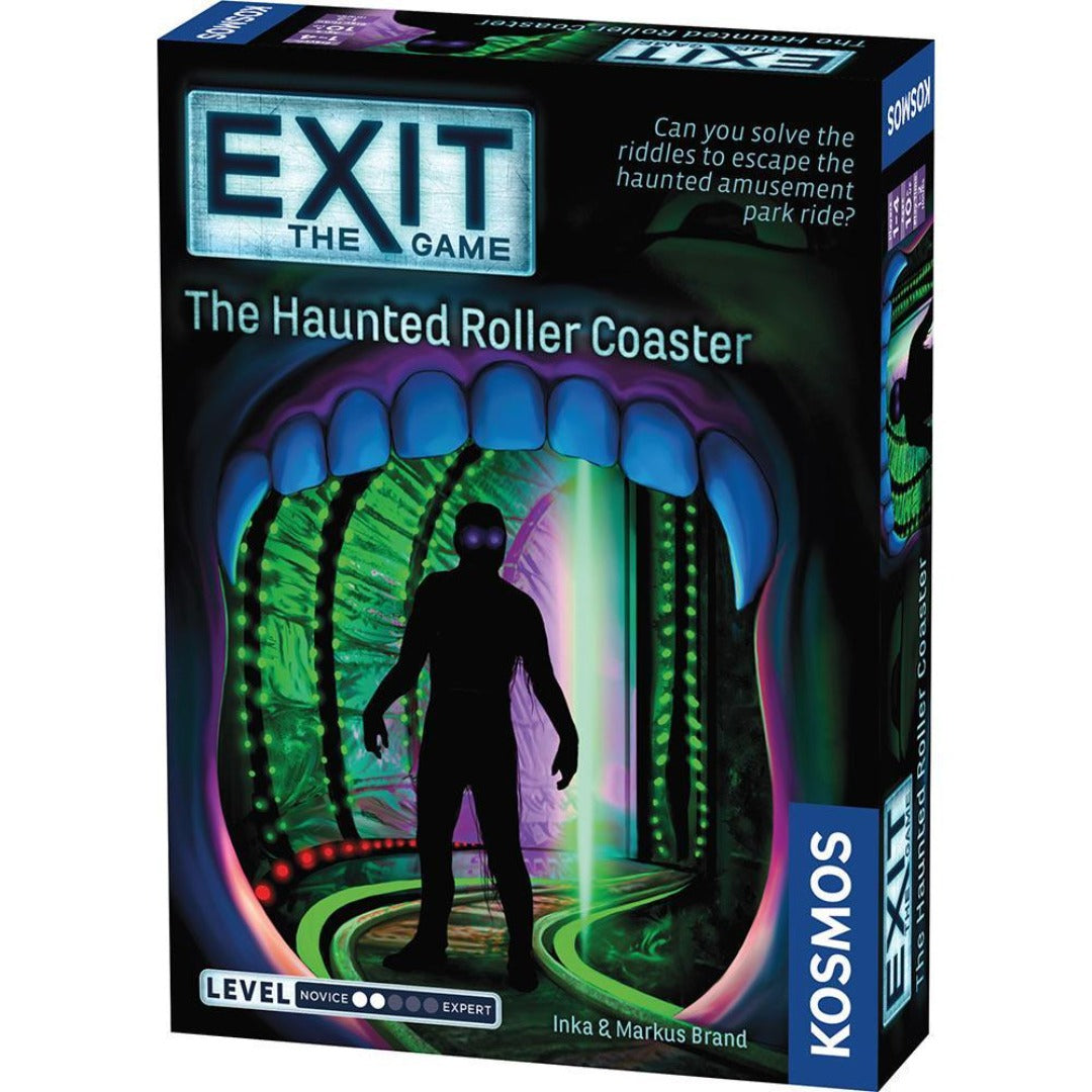 Exit: The Game - Haunted Rollercoaster