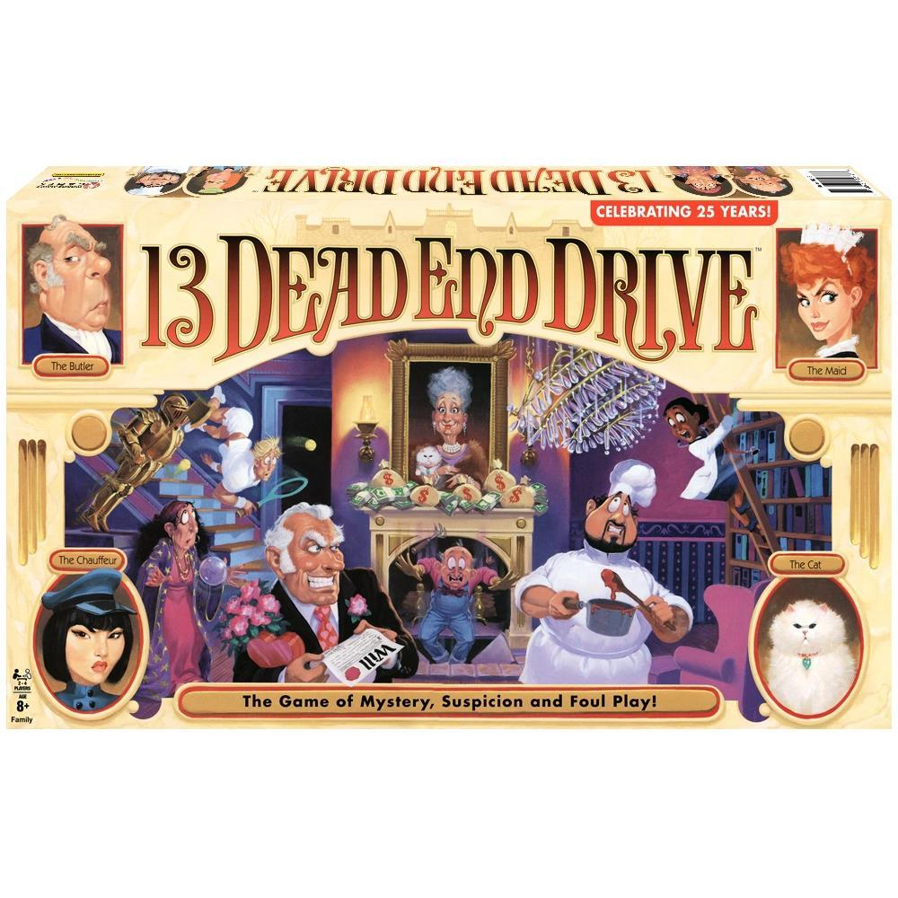 13 Dead End Drive | Board Game Rental
