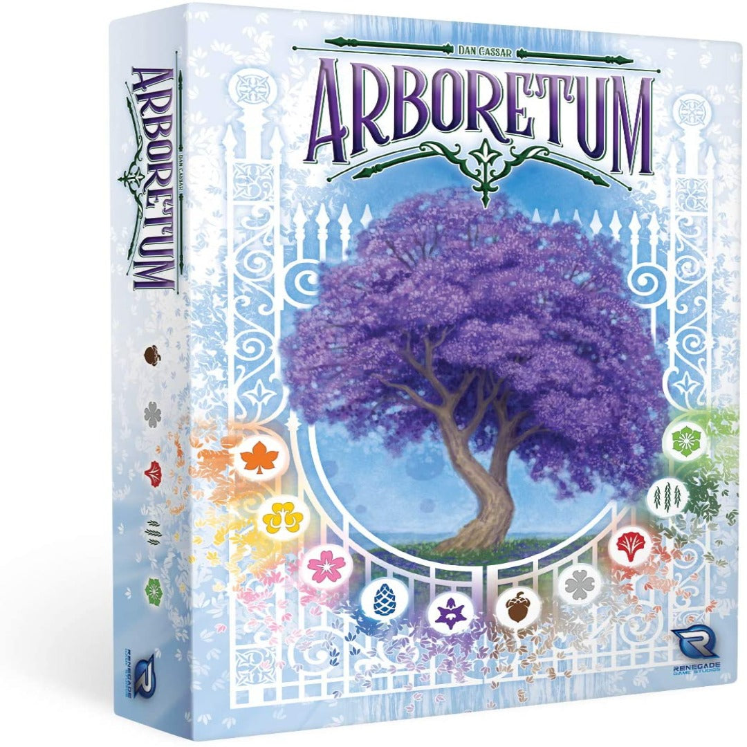 Arboretum | Board Game Rental