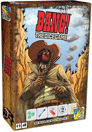 Bang! The Dice Game | Board Game Rental