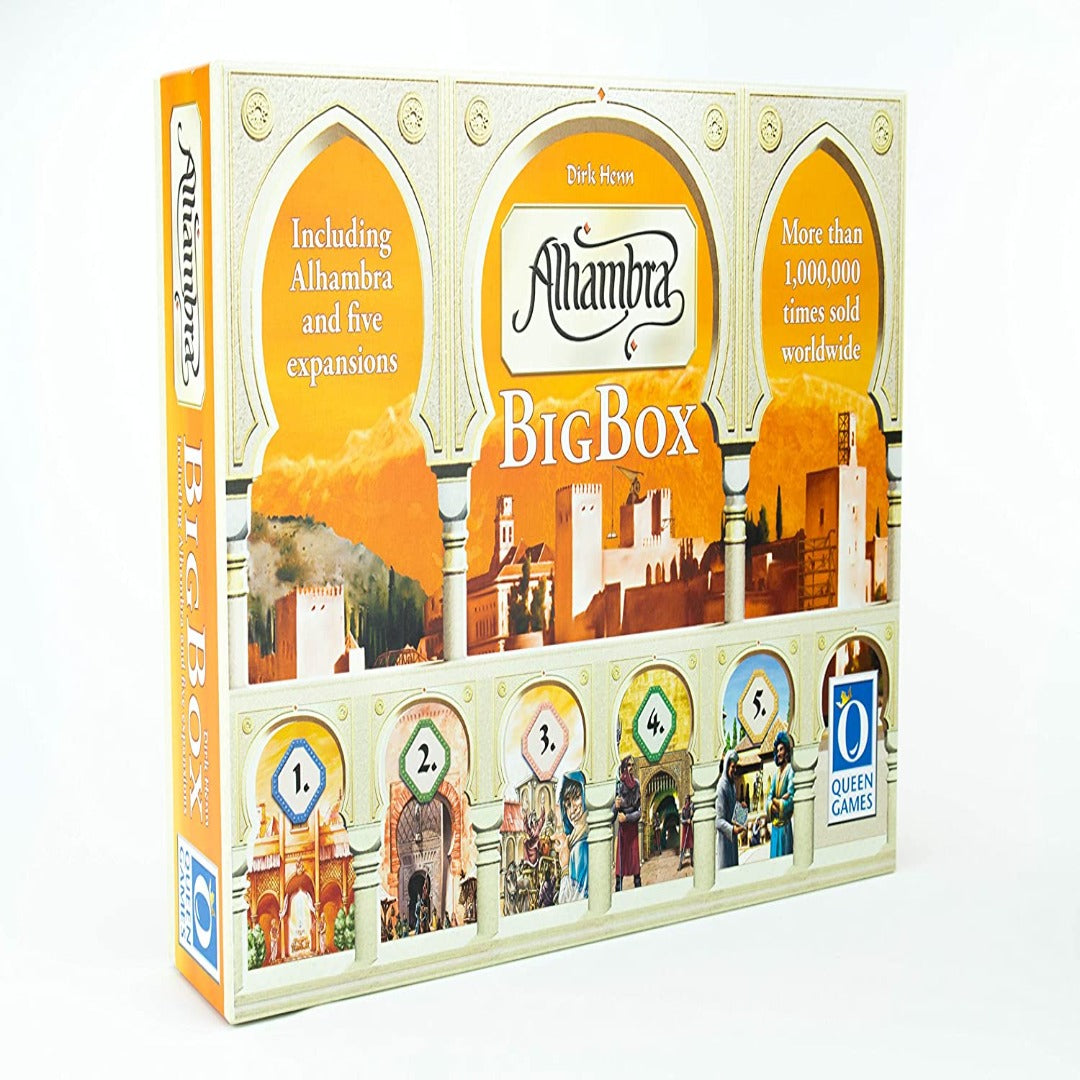 Alhambra: Big Box | Board Game Rental