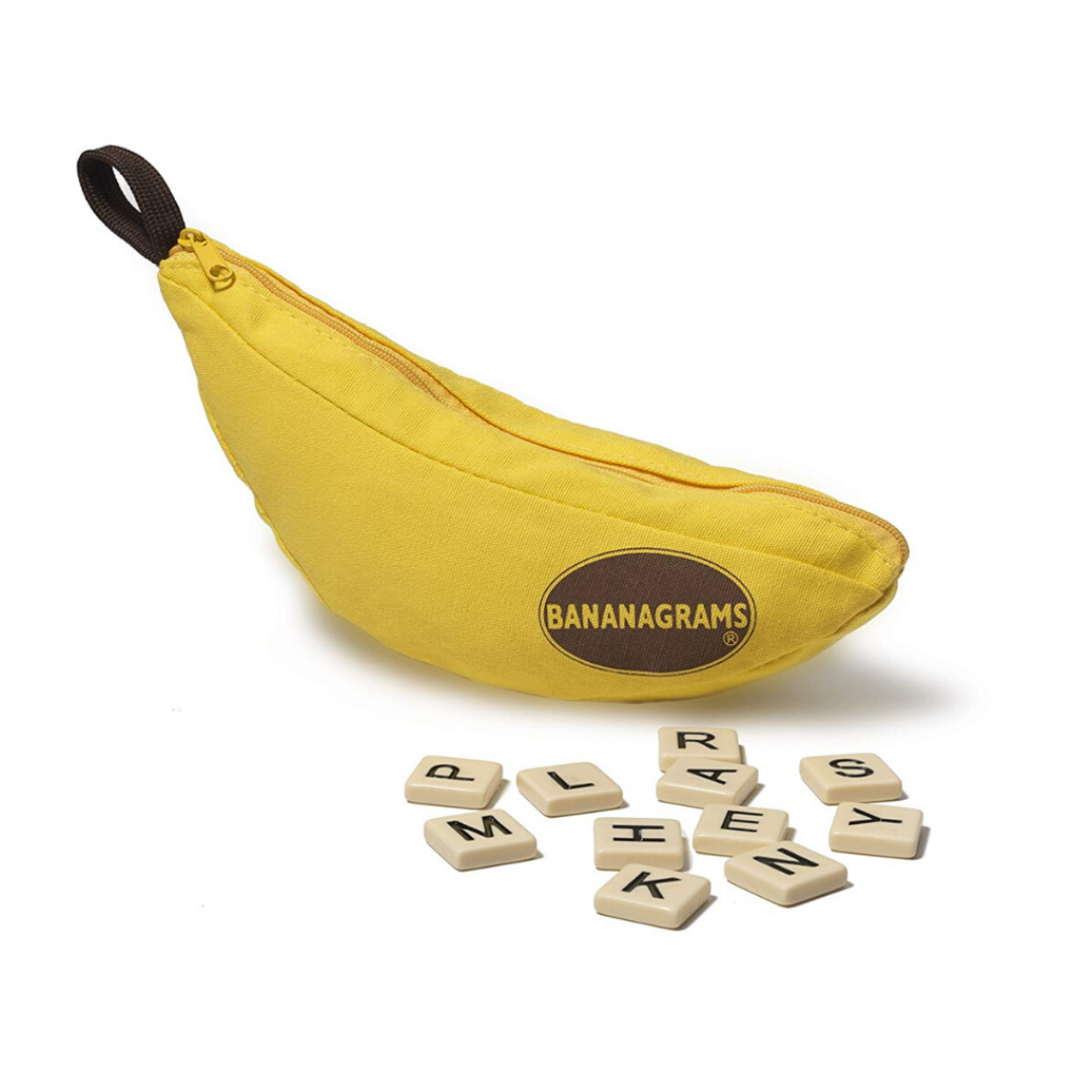 The anagram game that will drive you bananas