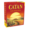 A multi player board game in which the players contend to efficiently colonize a new land called the island of Catan.