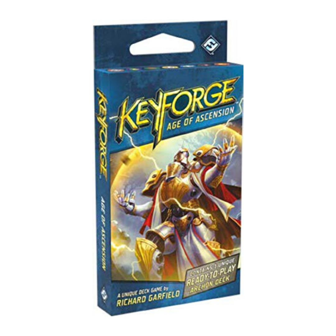Enter a world where anything is possible in KeyForge!