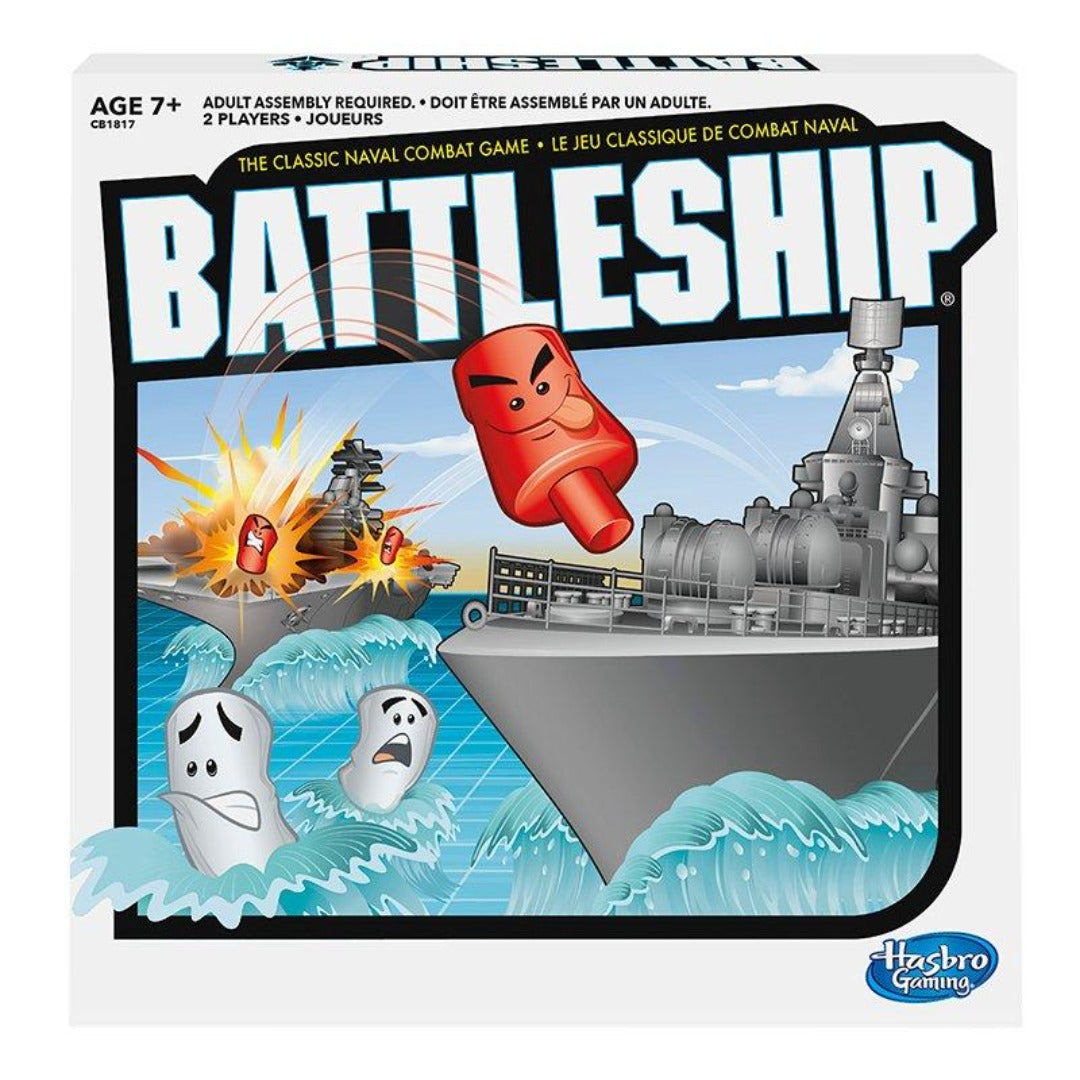 Battleship | Board Game Rental