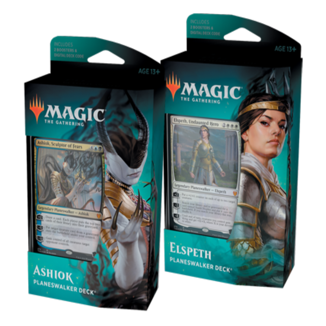 Magic: The Gathering - Theros Beyond Death Planeswalker