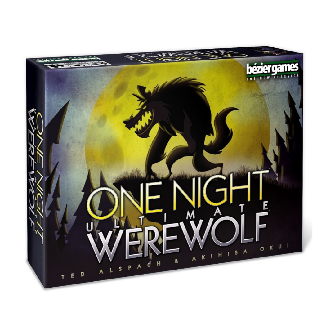 Figure out who the werewolves are!