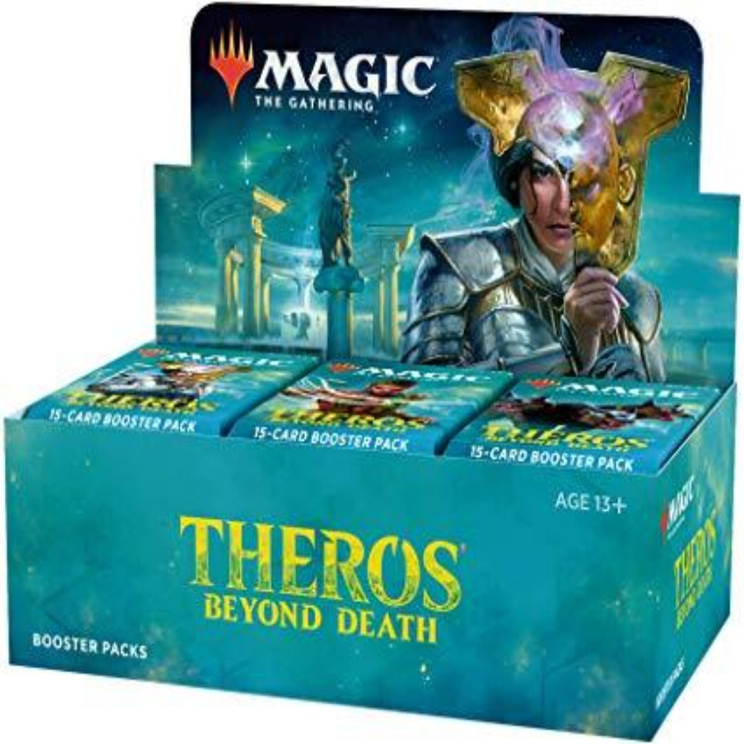 Magic: The Gathering- Theros Beyond Death (15-Card Booster Pack)