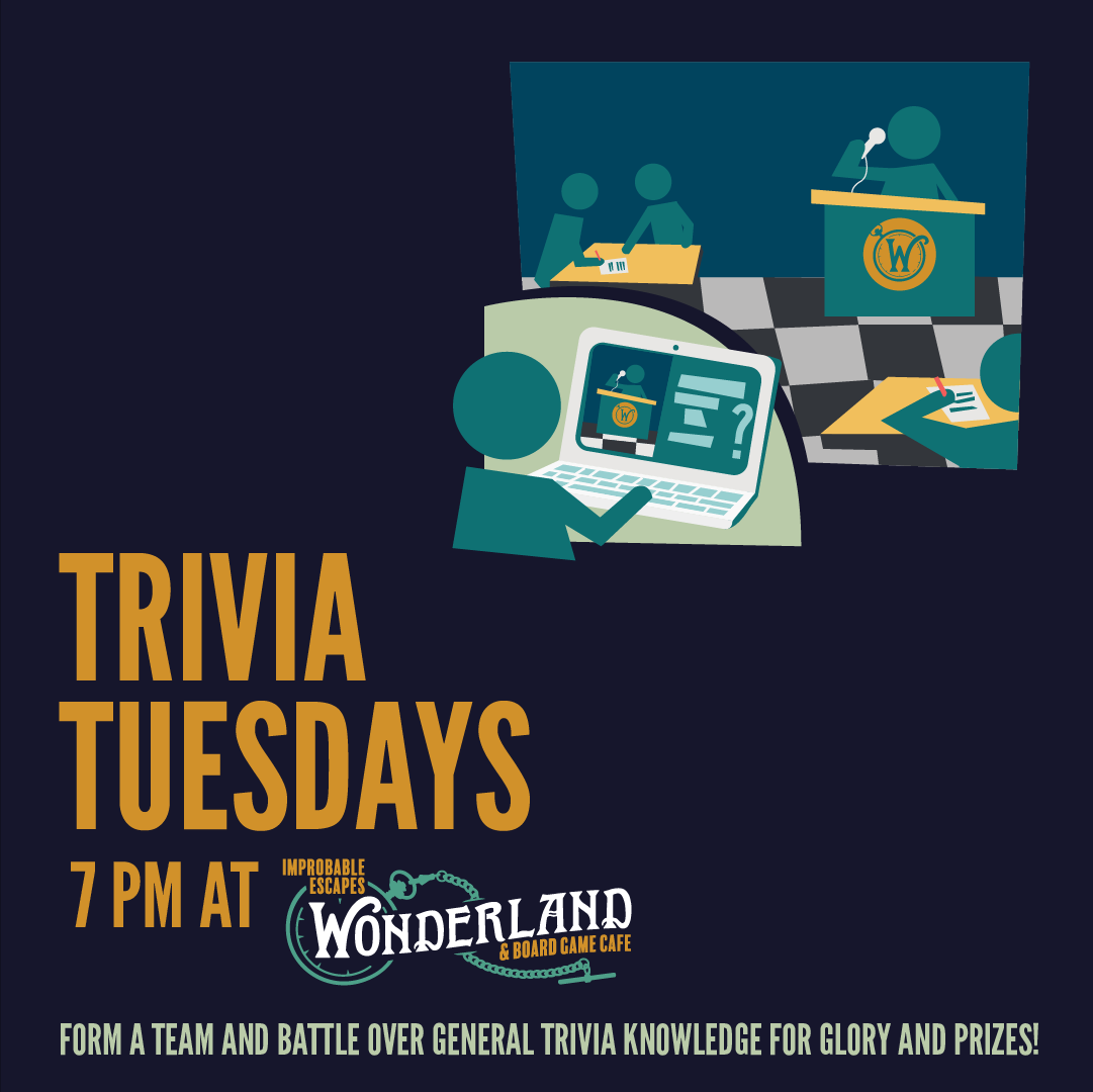 Trivia Tuesdays: November 3rd, 2020