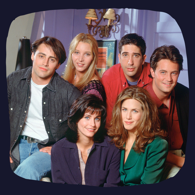 FRIENDS TRIVIA: January 28th, 2020