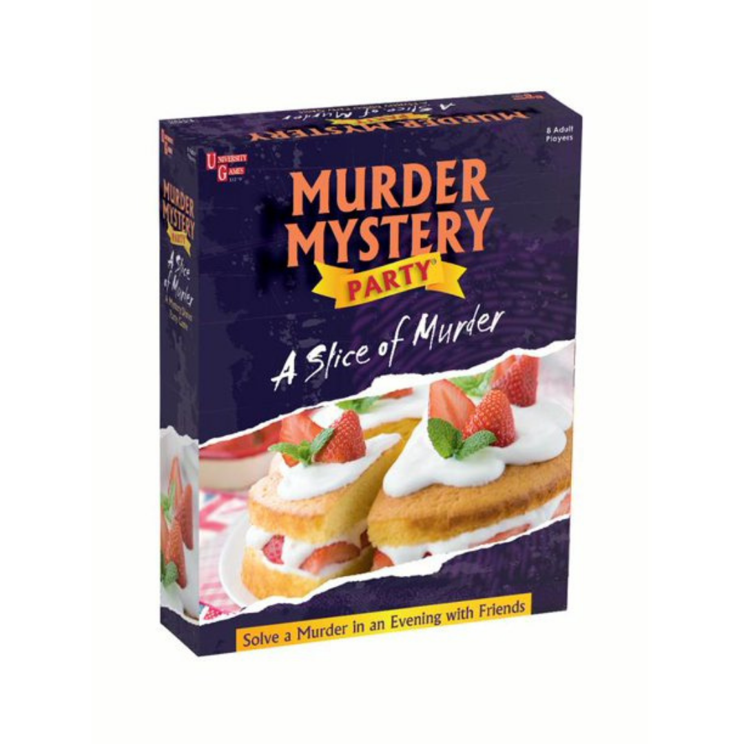 A Murder Mystery Party: A Slice of Murder