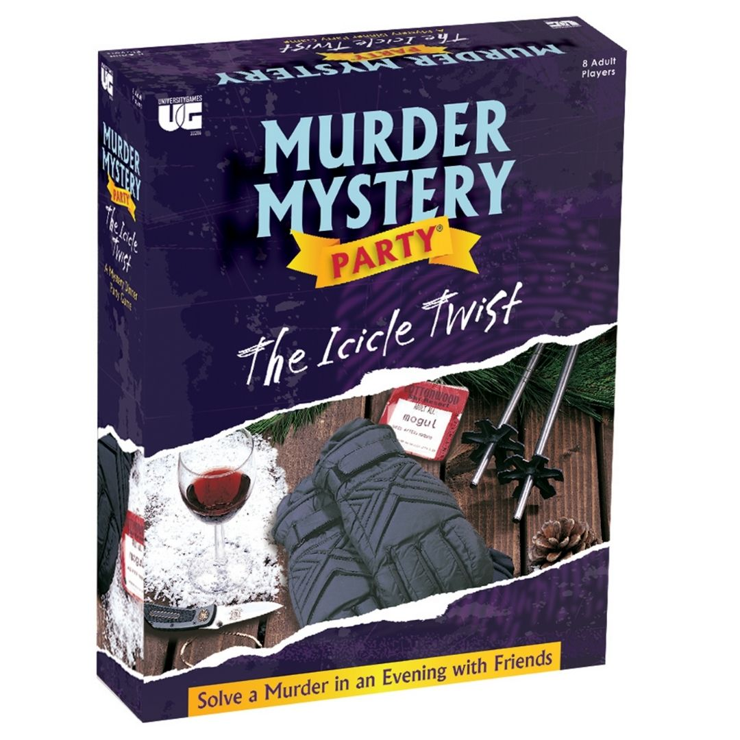A Murder Mystery Party: The Icicle Twist