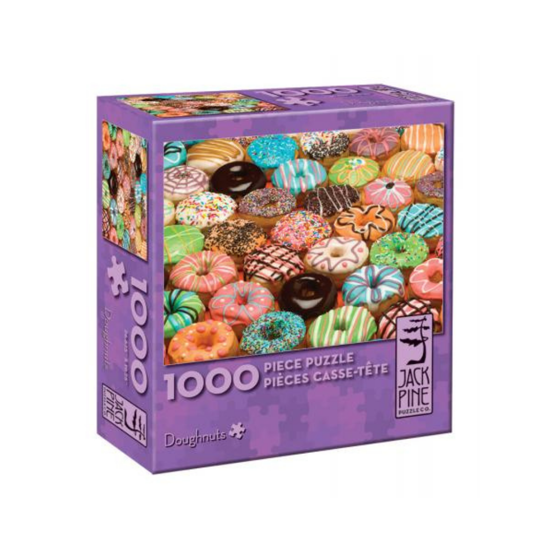 Doughnuts (1000 pieces)