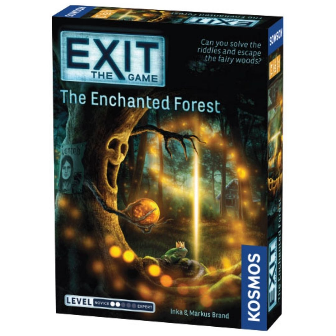 Exit The Game - The Enchanted Forest