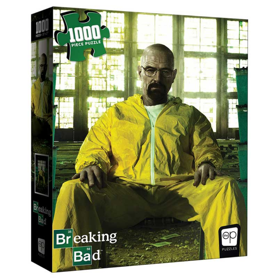 Puzzle: 1000 Breaking Bad