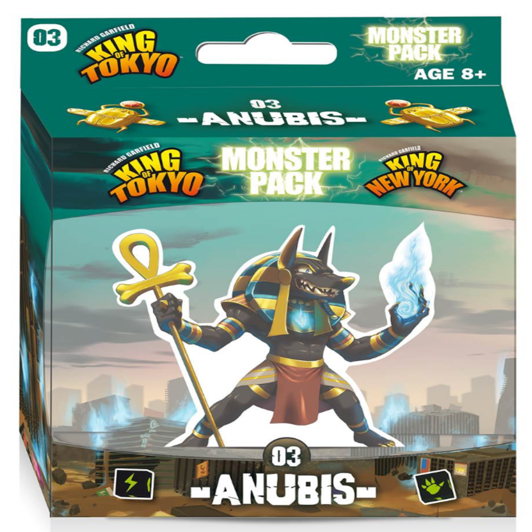 King of Tokyo/New York: Monster Pack – Anubus