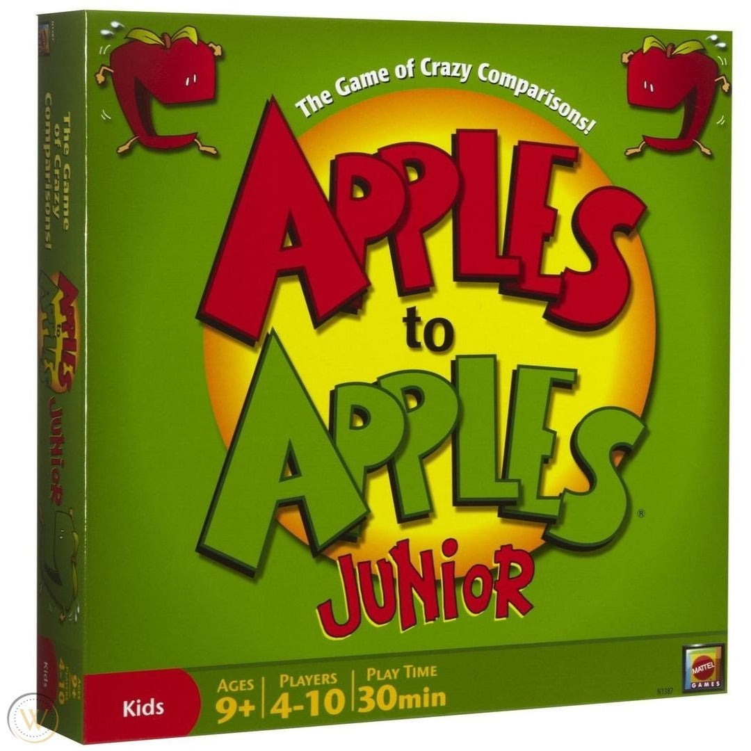 Apples to Apples Jr. | Board Game Rental
