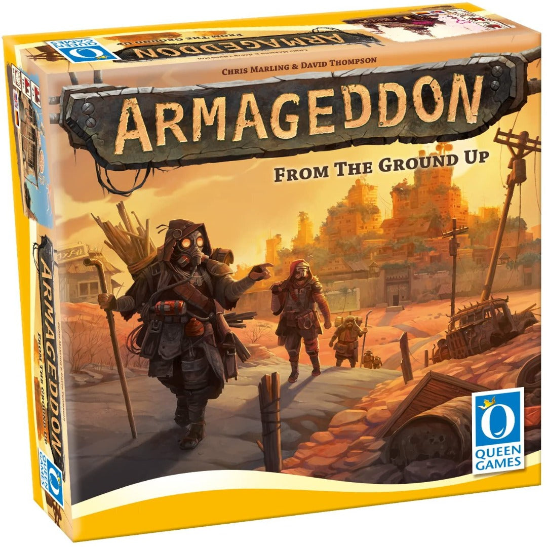 Armageddon | Board Game Rental