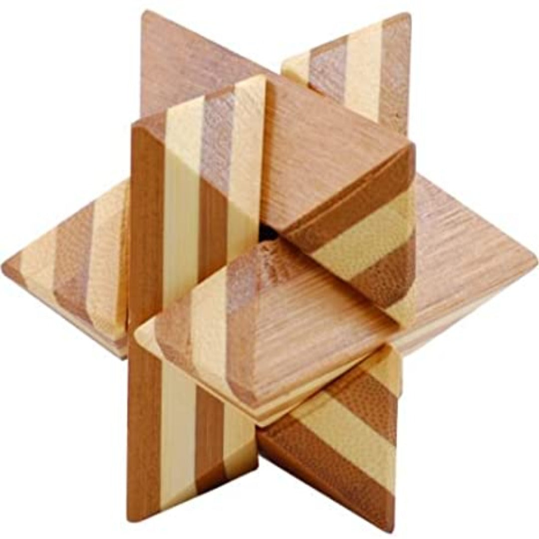 Bamboo Puzzle: Star