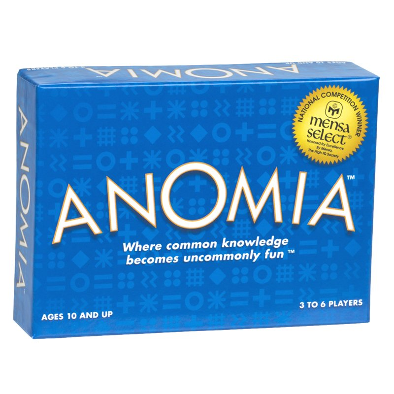 Anomia: Card Game | Board Game Rental