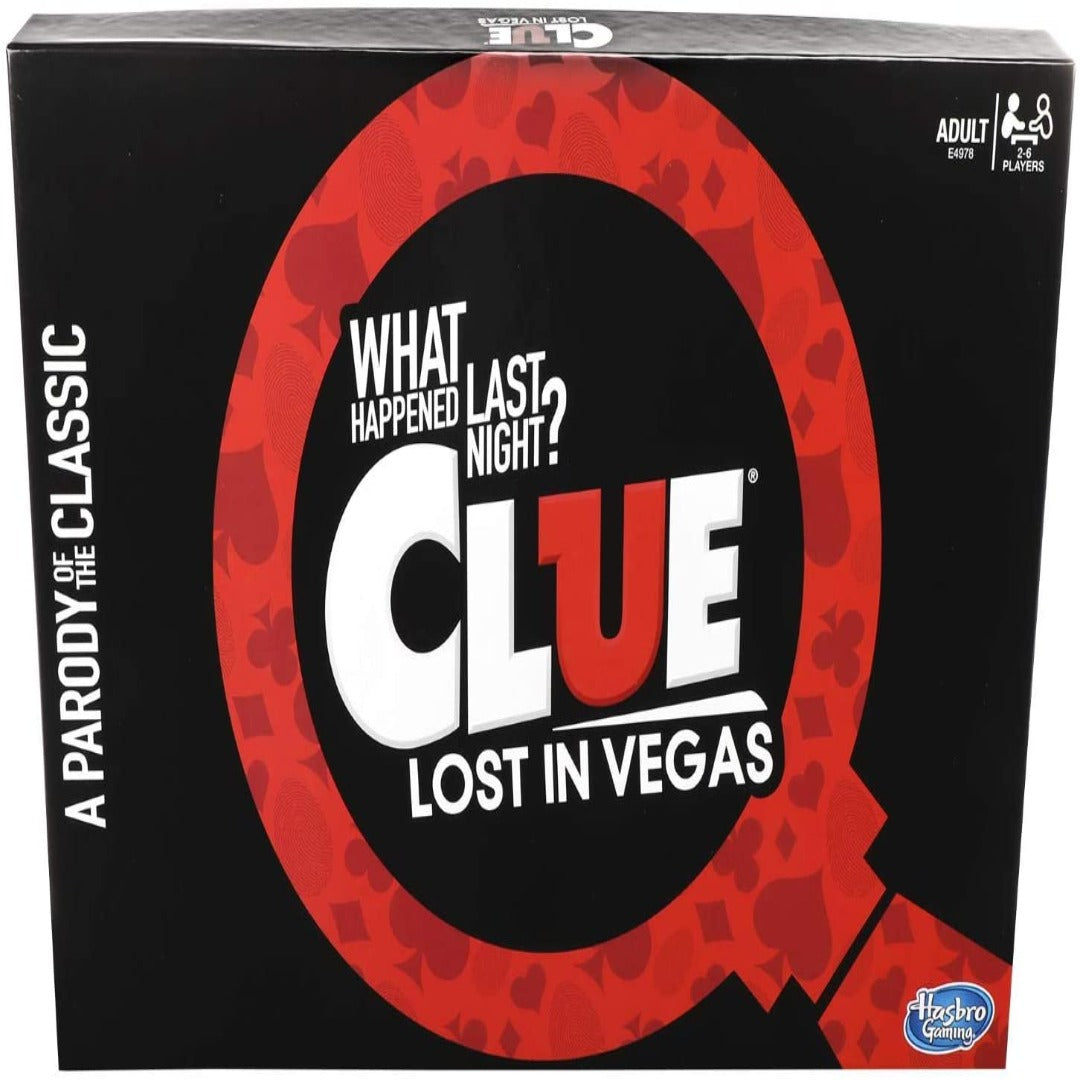 Clue Lost in Vegas