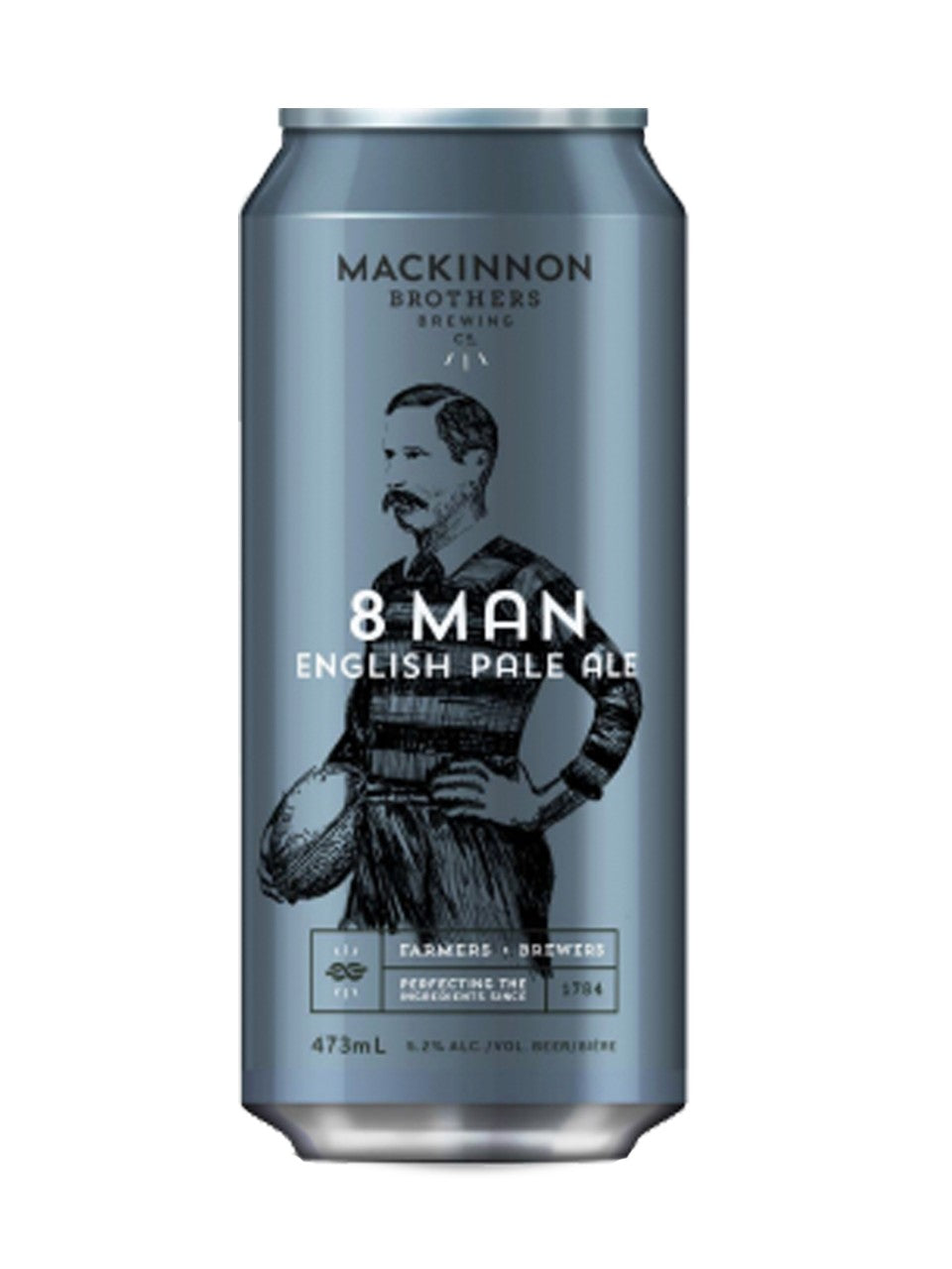 Mackinnon Brewing 8 Man English Pale Ale