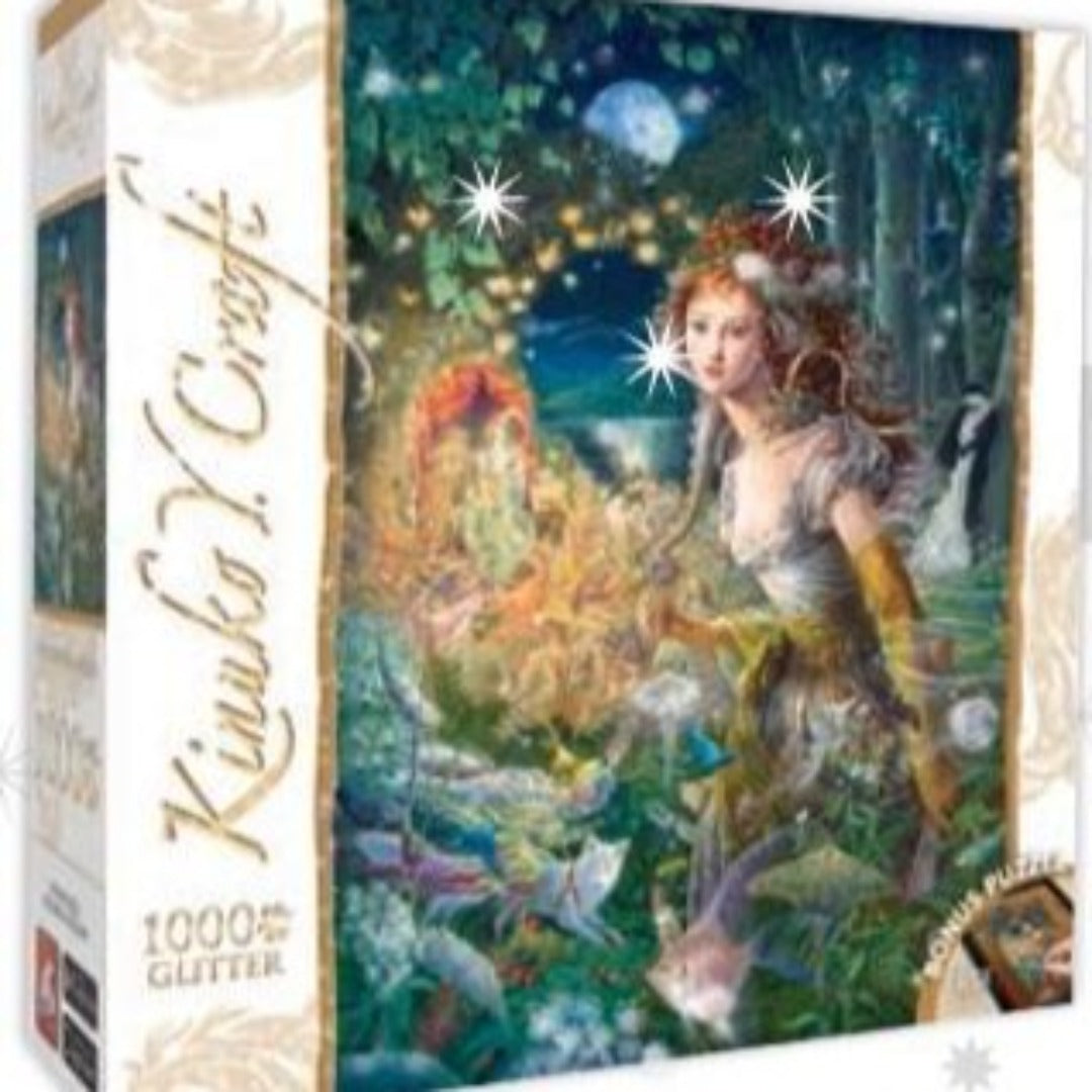 Wildwood Dancing (Glitter Version) (1000 pieces)