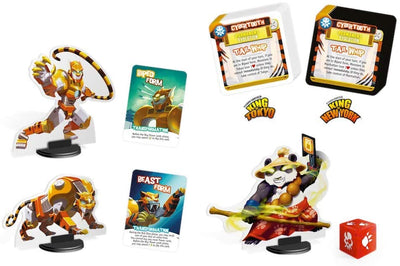 King of Tokyo/New York: Monster Pack – Cybertooth