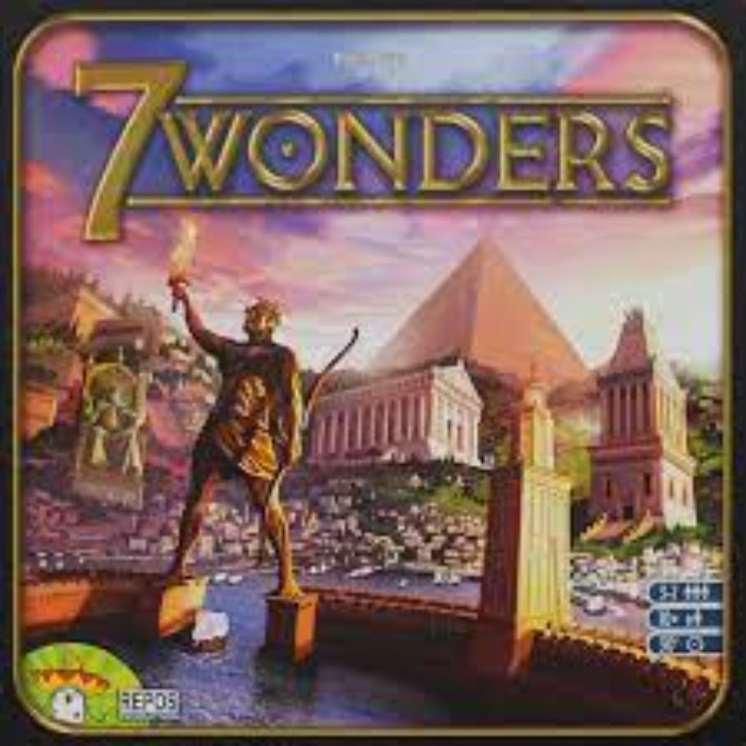 7 Wonders | Board Game Rental