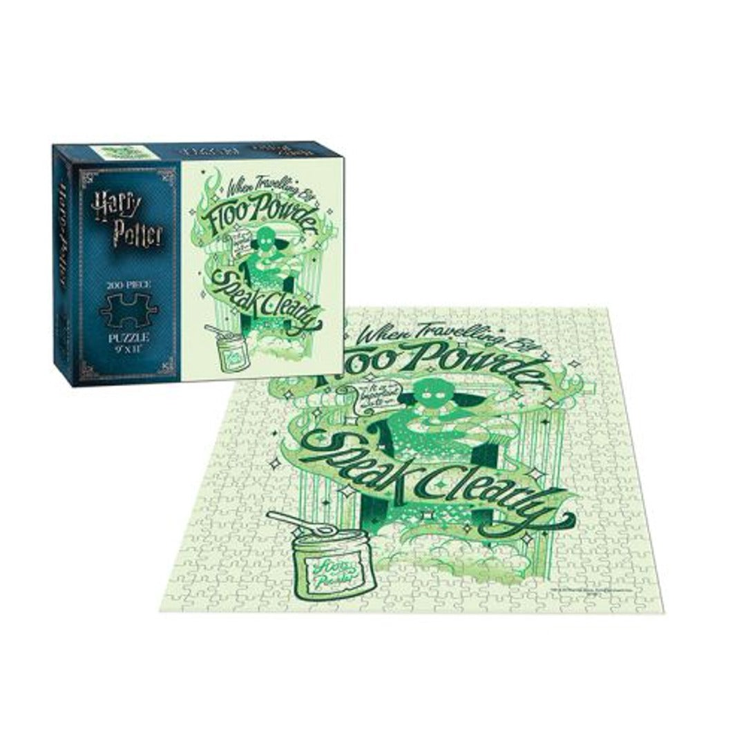 Puzzle: 200 Piece Harry Potter (Various options)