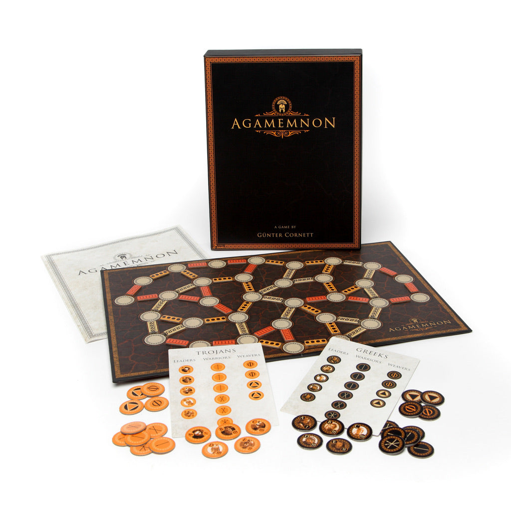 Agamemnon | Board Game Rental