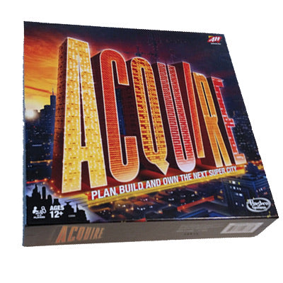 Acquire | Board Game Rental