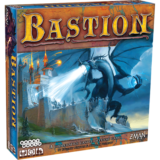 Bastion | Board Game Rental