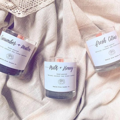 Twelve Five Candle Co. Candle