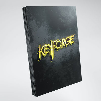 Keyforge Sleeves: Matte Black