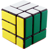 Meffert's Puzzle: Bandage Cube Difficulty Level 10/10