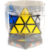 Meffert's Puzzle: Pyraminx Difficulty Level 7/10